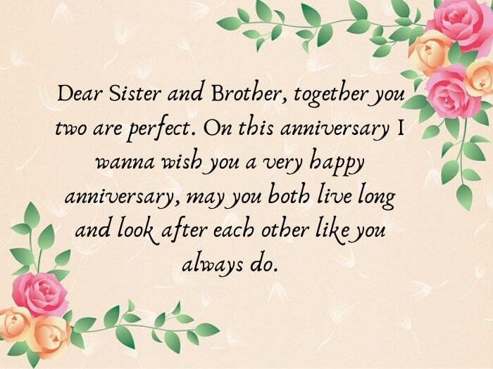 Anniversary Quotes for Sister