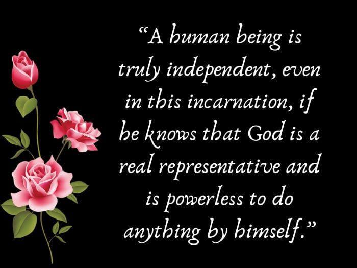 Best Ramakrishna Paramahamsa Quotes