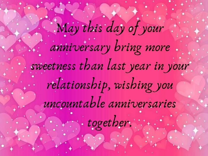 Best Wedding Anniversary Sister