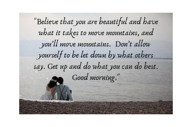 Good Morning Beautiful Quotes Princess