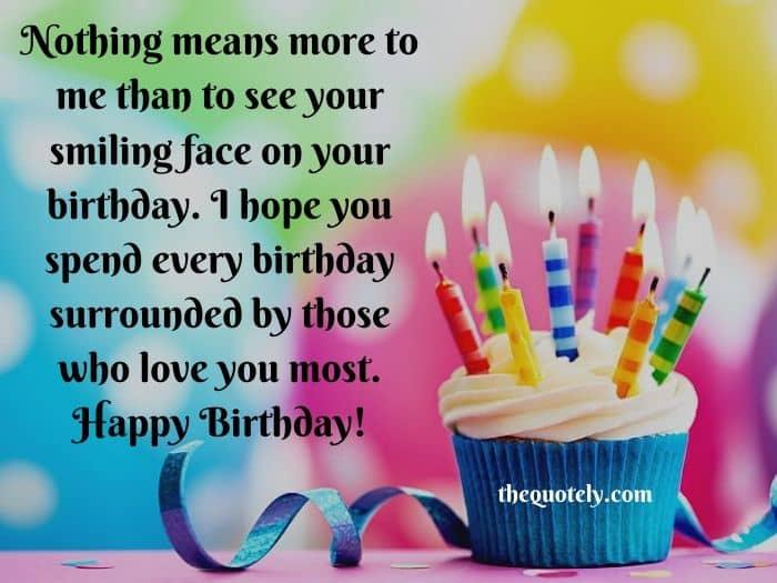 Happy Birthday Mom Cake