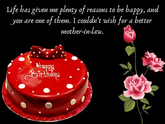 Strange 150 Happy Birthday Mother In Law Wishes Quotes Messages Personalised Birthday Cards Paralily Jamesorg
