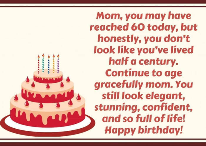 Happy Birthday Mother in Law Card