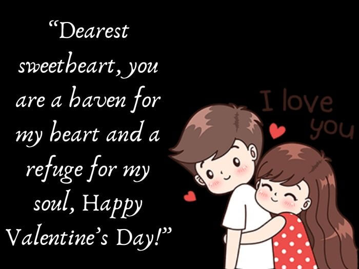 Happy Valentines Day Friend