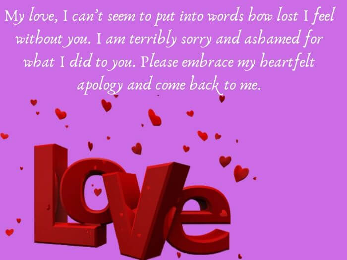 I'm Sorry I Hurt You Quotes