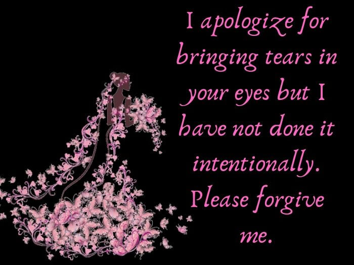 I'm Sorry Quotes For Her