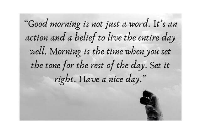 Life-Changing Good Morning Beautiful Quotes