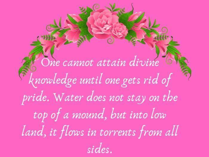 Ramakrishna Paramahamsa Quotes in Hindi