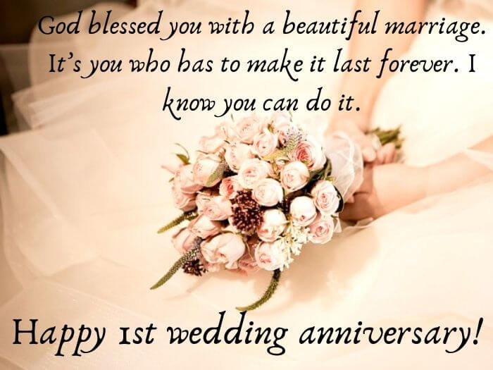 Wedding Anniversary Wishes to Sister