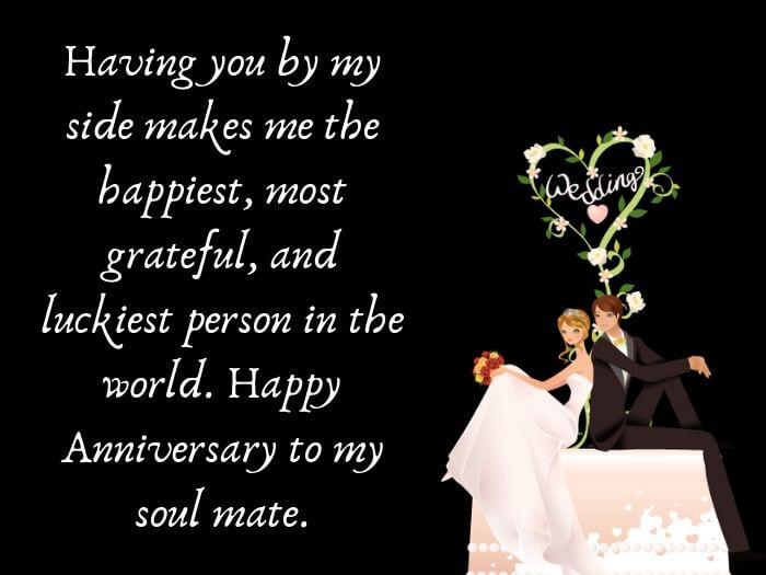 wedding anniversary quote