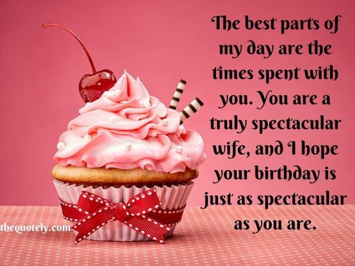 Happy Birthday Wife Wishes