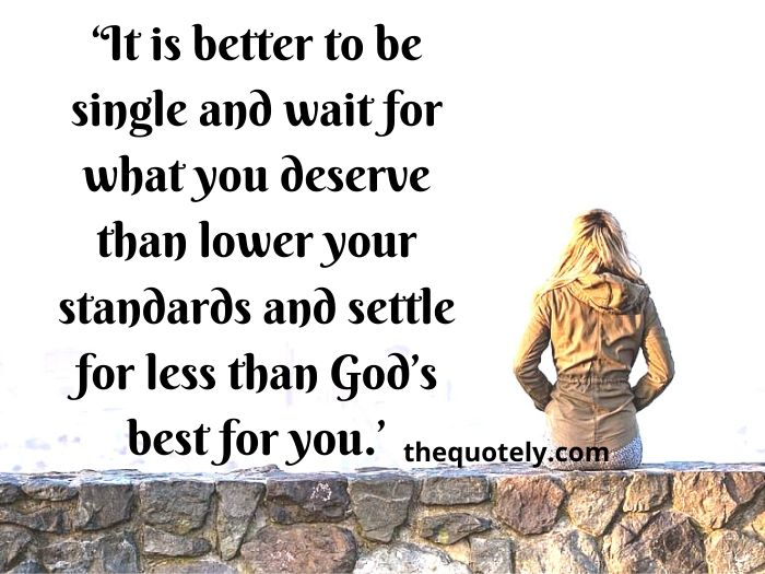 Quotes About Single Women