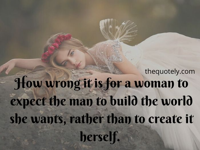 best single women quotes