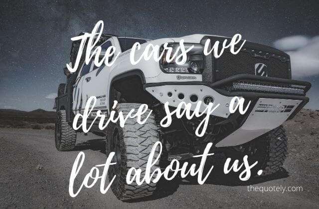 Quote on Cars