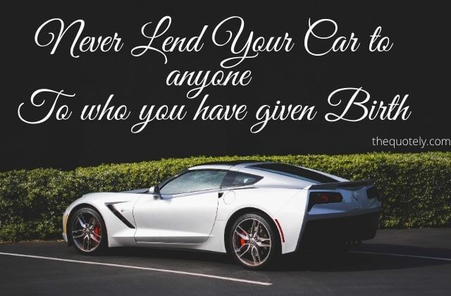 Quotes For Car