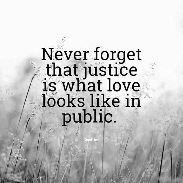 Quotes of Justice