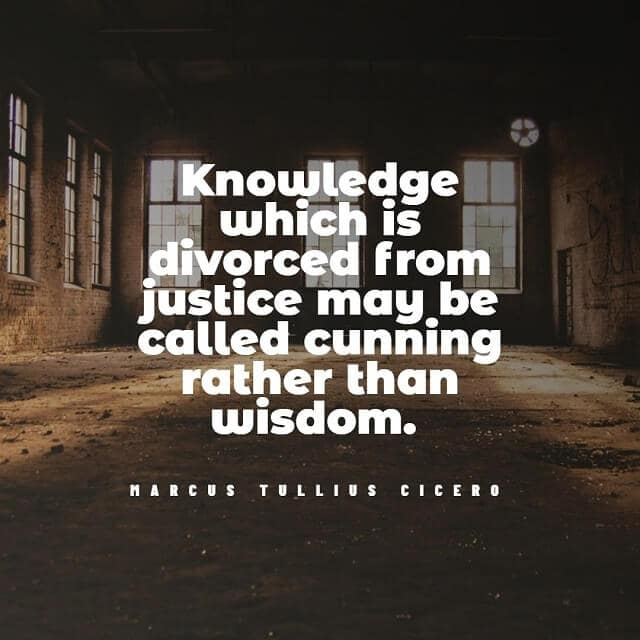 quote about justice